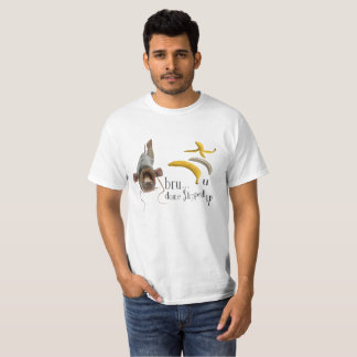 geglittener oben T - Shirt