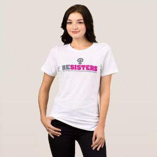 GEGNER/das neue Emblem des Widerstands T-Shirt