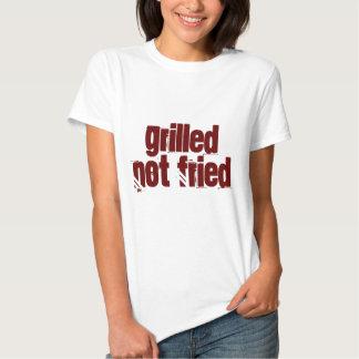 Gegrillt nicht gebraten t shirt