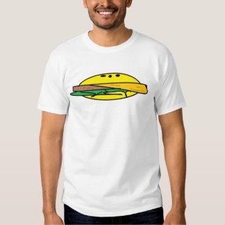 gegrillte Hamburgerpastetchenbrötchen Tshirts