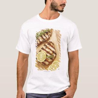 Gegrillte Hühnerbrüste T-Shirt