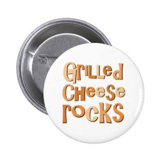 Gegrillte Käse-Felsen Buttons