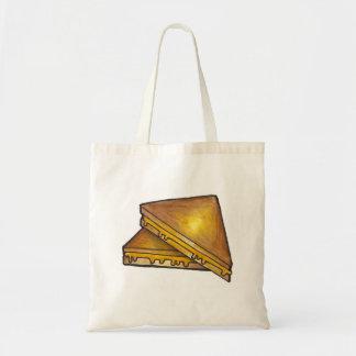 Gegrillte Käse-Sandwich-Taschen-Tasche