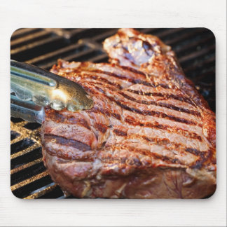 Gegrillte Steak-Mausunterlage Mousepad