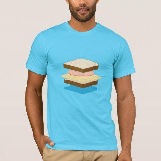 Gegrillter Käse-T - Shirt