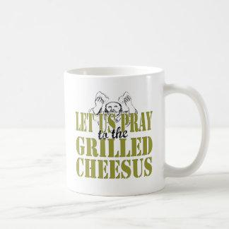 Gegrilltes Cheesus Kaffee Haferl