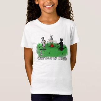 Gegrilltes in der Familie T-Shirt