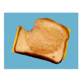 Gegrilltes Käse-Sandwich Postkarten