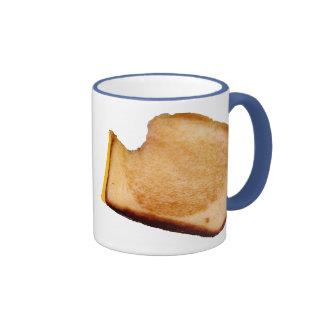 Gegrilltes Käse-Sandwich Ringer Tasse