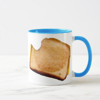 Gegrilltes Käse-Sandwich Tasse