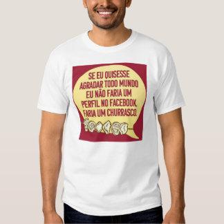 Gegrilltes Shirts