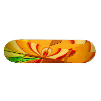"""""""Gehacktes"""" Kunst-Skateboard - wählen Sie Personalisiertes Deck"""