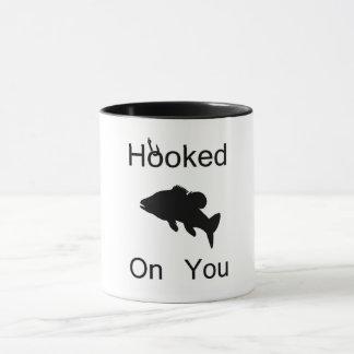 Gehakt auf Ihnen Tasse
