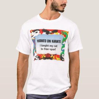Gehakt auf Karate #2 T-Shirt