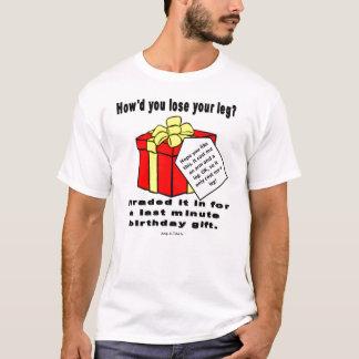 Gehandeltes Bein T-Shirt