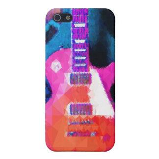 Gehäuse der Gitarre 4 iPhone 5 Schutzhülle