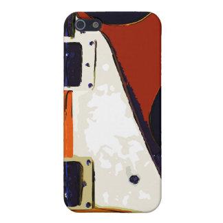 Gehäuse der Gitarre Iphone4 iPhone 5 Cover