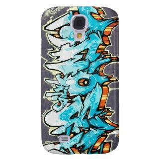 Gehäuse der Straßen-Graffiti 3 Galaxy S4 Hülle