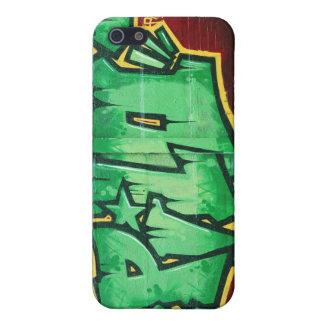 Gehäuse der Straßen-Graffiti 4 Schutzhülle Fürs iPhone 5