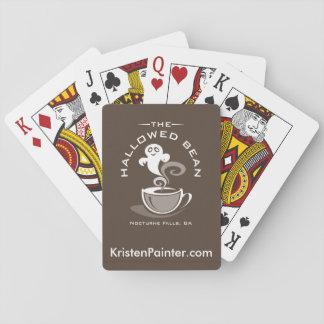 Geheiligte Bohnen-Spielkarten Spielkarten