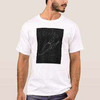 Geheim sind wir alle ninja Köche T-Shirt