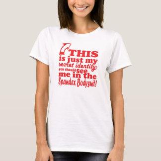 Geheime Identität T-Shirt