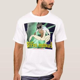 Geheimer Affe u. Dame Liberty T-Shirt