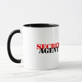 Geheimer Agent Tasse