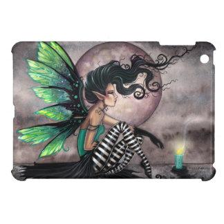 Geheimer Platz-gotische Fee-und iPad Mini Hülle
