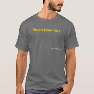Geheimer Spion T-Shirt