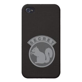 Geheimes Eichhörnchen iPhone 4 Etui