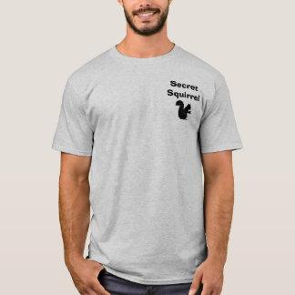 Geheimes Eichhörnchen T-Shirt