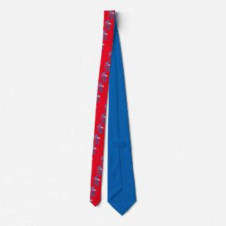 Geheimnis-Von-Leben Individuelle Krawatte