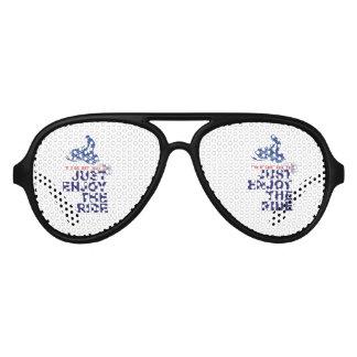 Geheimnis-Von-Leben Piloten Sonnenbrillen