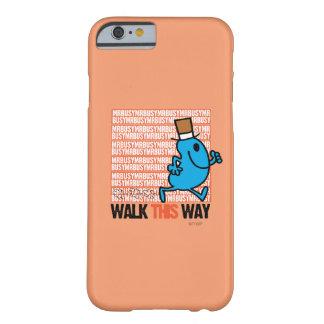 Gehen auf diese Weise Barely There iPhone 6 Hülle