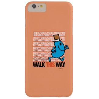 Gehen auf diese Weise Barely There iPhone 6 Plus Hülle