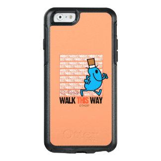 Gehen auf diese Weise OtterBox iPhone 6/6s Hülle