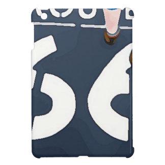 Gehen auf Weg 66 iPad Mini Hülle