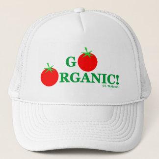 GEHEN Dame Organic Gardening Cap BIO Truckerkappe