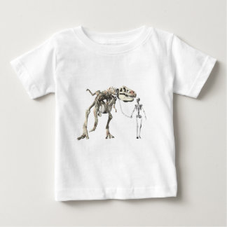 Gehen das Haustier Baby T-shirt