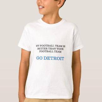 Gehen Detroit T-Shirt