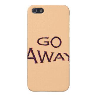 Gehen fsh weg iPhone 5 schutzhülle