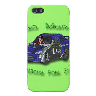 Gehen Grün Mutter Daytona Pole 2012 iPhone 5 Cover