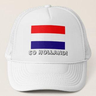 Gehen Holland! Truckerkappe