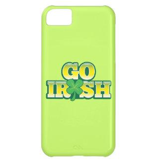 GEHEN IREN! großer Entwurf St. Patricks Tages iPhone 5C Hülle