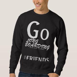 GEHEN Longboarding! Sweatshirt