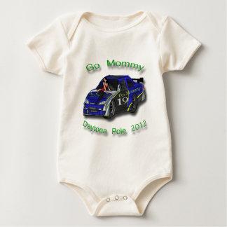 Gehen Mama Daytona Pole Danica Patrick 2012 Baby Strampler