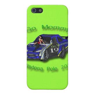 Gehen Mama Daytona Pole Danica Patrick 2012 iPhone 5 Cover
