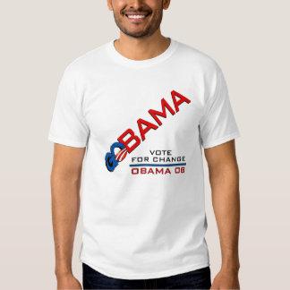 GEHEN Obama, Abstimmung für Änderung 08 Tshirts