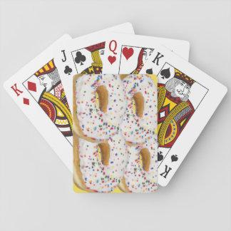 Gehen Schaumgummiring-Spielkarten Nuts Spielkarten